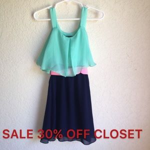 Other - Little Girls Dress Size XS 4/5
